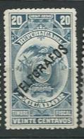 Equateur   Telegraphe   -  Yvert N°  18 *-    Ay 14628 - Equateur