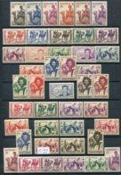 Mauritanie       73/97 ** - 105/115 ** Avec Le 112A - 125/130 ** - Unused Stamps
