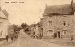 2 Ième. LANEFFE. Route De Charleroi. Prés De Chastrès, Fraire, Somzée Et Thy. Postée - Autres