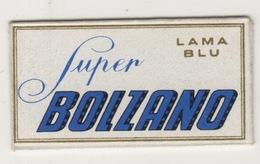 SUPER BOLZANO   RAZOR BLADE - Scheermesjes
