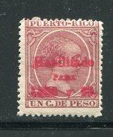 PUERTO RICO- Y&T N°155- Neuf Avec Charnière * - Puerto Rico