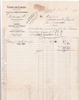 70-L.Derosnes & Cie Maitre De Forges..Larians Par Loulans-les-Forges...(Haute-Saône)...1931 - France