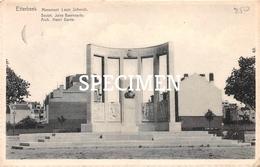 Monument Louis Schmidt - Etterbeek - Etterbeek