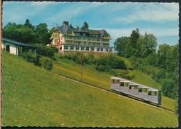°°° 19409 - SVIZZERA - BE - HOTEL RESTAURANT GURTEN KULM BEI BERN - 1965 With Stamps °°° - BE Berne