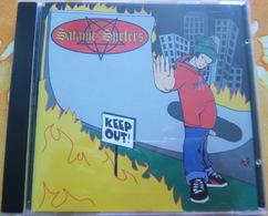 CD  PUNK - SATANIC SURFERS / KEEP OUT - BURNING HEART RECORDS - Punk
