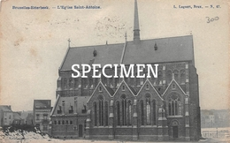 L'Eglise Saint-Antoine - Etterbeek - Etterbeek