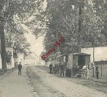 CEROUX - MOUSTY.  Gens Du Voyage, Bohémiens, à L'Entrée Du Village. Animée. Nels S.11 N°505. Circulé En 1902. 3 Scans. - Ottignies-Louvain-la-Neuve