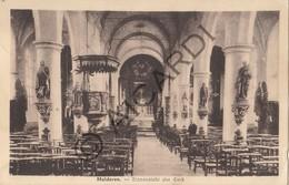 Postkaart-Carte Postale MALDEREN Binnenzicht Kerk   (B329) - Londerzeel