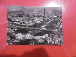 D 75 - Paris - Vue Aérienne - Le Palais De Chaillot, La Seine , La Tour Eiffel - Eiffeltoren