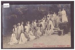 13. SOLOTHURNER KANTONAL GESANGFEST 1913 - TB - SO Soleure