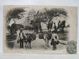 Biarritz. Espagnols Marchands D'Alcarazas. 1903 - Biarritz