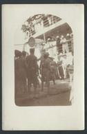 +++ CPA - Photo Carte - Foto Kaart - Afrique - Congo Belge - LEOPOLDVILLE - 1911 - Fêtes De L'Equateur - 2/4  // - Kinshasa - Leopoldville
