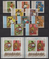 Burundi - N°294 à 298 + PA N°95 à 99 + BF 26 - JO Mexico 1968 - ** Neufs Sans Charniere - Cote 24.75€ - Burundi