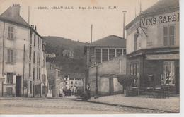 CPA Chaville - Rue De Doisu (avec N° 3289) (Bureau De Tabac Et Présentoir De Cartes Postales) - Chaville