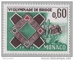 MONACO 1976 -  N° 1052 - NEUF** - Monaco