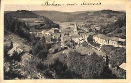 Bohan-sur-Semois - Panorama (Hôtel Bohannais, Hélio D'Art Isabel) - Vresse-sur-Semois