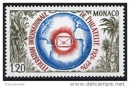 MONACO 1976  - N° 1054  - NEUF** - Monaco