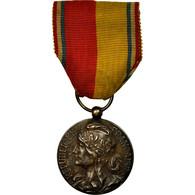 France, Fédération Des Sociétés Musicales De La Moselle, Médaille, Très - Militaria