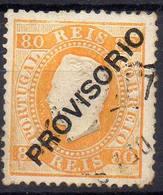 PORTUGAL Et COLONIES !  Timbre Ancien SURCHARGE De 1892 N°86 - 1892-1898 : D.Carlos I
