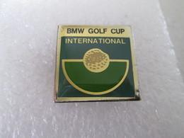PIN'S   BMW   GOLF CUP - BMW