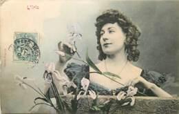 BERGERET , L'Iris , Femme , * 440 06 - Bergeret