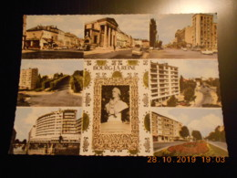 92 - BOURG LA REINE - MULTIVUE COLORISEE - CPSM CARTE VIERGE TBON ETAT - Bourg La Reine