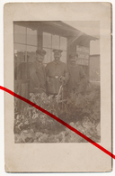 Original Foto - Revier Der 2. Kompanie Des Landsturm-Infanterie-Ersatz-Batl. IV. 22. - Ca. 1915 - Weltkrieg 1914-18