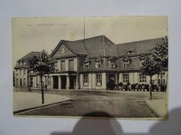 CPA 57   SARREBOURG La Gare 1937   TBE - Dieuze