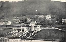 Vallée De La Meuse - Lustin - Les Villas (Ed. A F D 1911) - Profondeville
