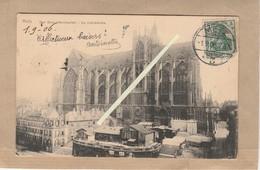 Dept 57 : ( Moselle ) Metz, La Cathédrale. - Metz