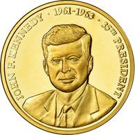 United States Of America, Médaille, Les Présidents Des Etats-Unis, J. Kennedy - Etats-Unis