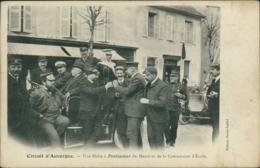 63 PONTAUMUR / Circuit D'Auvergne Une Halte Des Membres De La Commission D'etude / - Altri Comuni