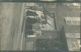 """63 ROYAT / """" Notre Sejour A Royat En 1914 """" / CARTE PHOTO RARE - Royat"""