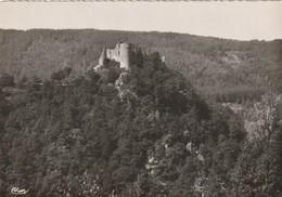 Notre Lozère Touristique Vue Sur Le Château De La GARDE ( Cim ) - Sin Clasificación