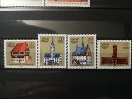 FRANCOBOLLI STAMPS GERMANIA DEUTSCHE DDR 1983 MNH** NUOVI SERIE COMPLETA COMPLETE MUNICIPI STORICI GERMANY - [6] Repubblica Democratica