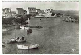 SIBIRIL - MOGUERIEC - Port Langoustier  - Bon état - Circulée 1952 - Autres Communes