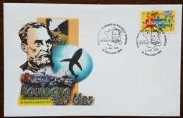 YT N°3404 - CHAMPIONNAT DE FRANCE DE PHILATLIE JEUNESSE / PASTEUR - BOULOGNE SUR MER - 2001 - France
