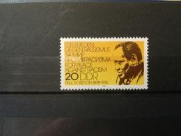 FRANCOBOLLI STAMPS GERMANIA DEUTSCHE DDR 1983 MNH** NUOVI PAUL ROBESON GERMANY - [6] Repubblica Democratica