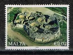 Malta 2009,Michel# 1613 O Ruins Of Stone Temple - Early Temple Period - Malta