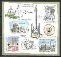 98 France BF 53 Capitales Européennes Rome N++ - Neufs