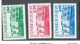 FRANCE -   N°YT 93/95 SERVICE NEUFS**  - 1986 - COTE YT: 4.60€ - Neufs