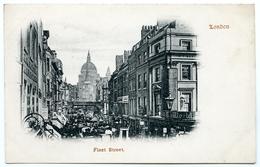LONDON : FLEET STREET (EARLY) - Other