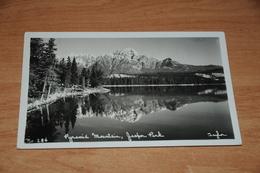 3211-          CANADA, ALBERTA, PYRAMID MOUNTAIN, JASPER PARK - Jasper