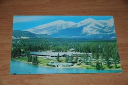 3217-          CANADA, ALBERTA, JASPER PARK LODGE - Jasper