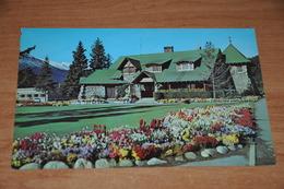 3221-          CANADA, ALBERTA, JASPER PARK, ADMINISTRATION BLDG. - Jasper