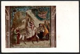 D4304 - Glückwunschkarte Weihnachten - Weihnachtskrippe Krippe - Padova - Auguri - Feste