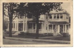 1947 - Résidence De Monsieur Lucien Baril, Warwick, Québec, PECO (18.851) - Other