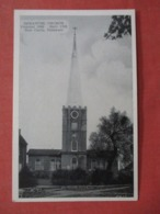 Immanuel Church       New Castle  Delaware > >  Ref 3938 - Autres