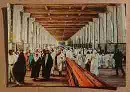 SAUDI ARABIA - ARABIE SAOUDITE - The Pilgrims Perform The Rite Of Saay Inside The Masaa - Arabia Saudita