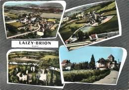"/ CPSM FRANCE 71 ""Laizy Brion"" - France"